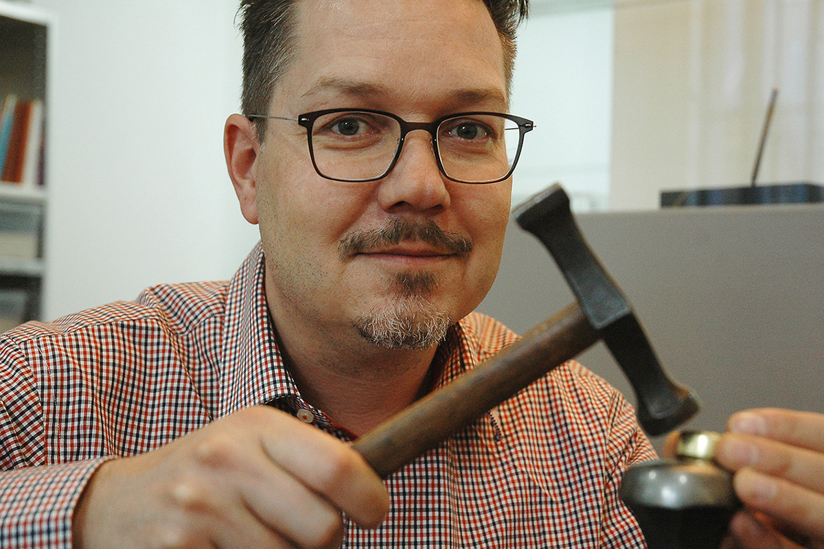 Patrick Stalder Schmuck Anfertigung Goldschmied